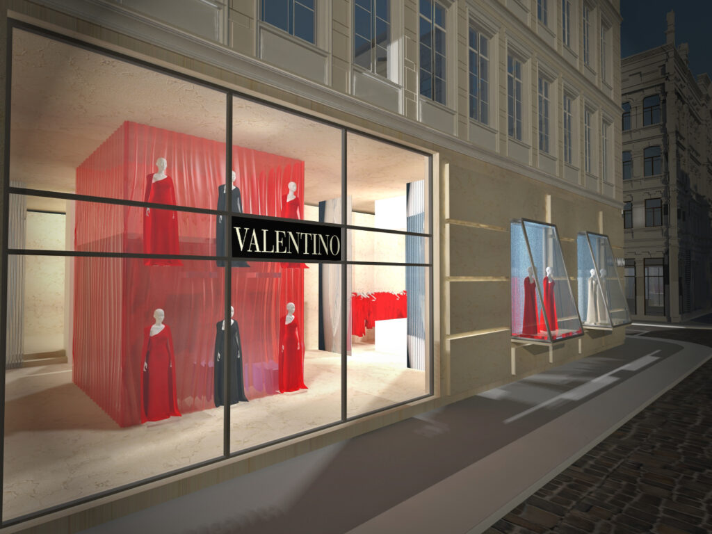 Valentino concept